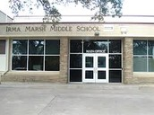 irma marsh middle school has the best coaches and teachers