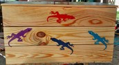 Toy Chest $75