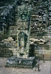 did the maya like art?