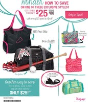 All Pro Tote or Duffle!
