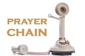 It's Prayer Time -- Let's Lay Aside Every Burden Every Wednesday Night @ 9:30 PM