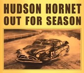 Hudson Hornet out for season
