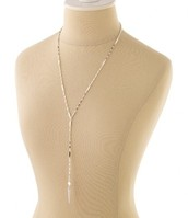 SOLD-Bianca Larieat Necklace