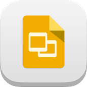 iOS Google Slides