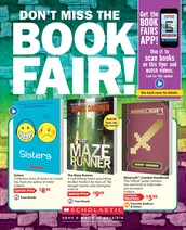 Our Book Fair is Coming!