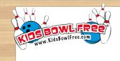 Free Bowling Kids bowl free. com