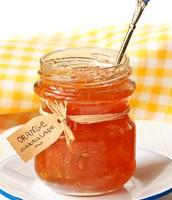 1,120 - lb. marmalade and jam.