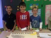 1st Grade Habitat Open House