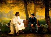 comforts us