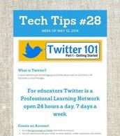 Twitter 101 - Part 1