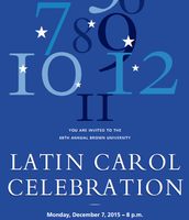 Latin Carol Celebration at Brown University