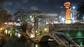 River Walk @ Night