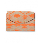 City Slim Clutch in Aztec Coral | 27
