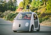 Google Driver Less Car