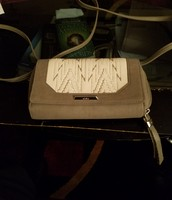 Nolita Medium Crossbody - Winter White/Dove Grey