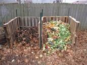 Harán una pila de compost