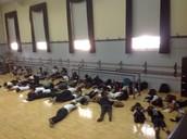 Celebrating Literacy in Dance Class