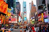 Our Unique place is New York City