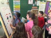 Mrs. Mulholland's Second Grade Class.