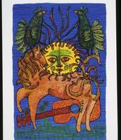 Inca painting