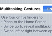 Look like a pro with multi-touch gestures