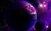THE PLANET ITSELF