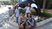 Darien, Jordyn, Mom and Mammaw