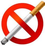 No usen los cigarrillos porque pueden causar cáncer.