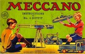 Meccano Building Kit.