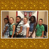 September 5th - 9th Fourth Grade Toto-ly Awesome Students