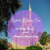 Contact the Modern Disney Fan