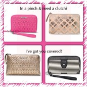 Clutches & Wallets