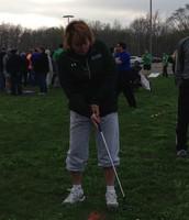 Our next golf coach!