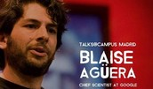 Talks@Campus Madrid with Blaise Agüera