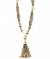 Bianca Tassel Necklace $69