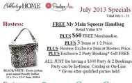 July Hostess Special