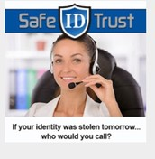 Who to contact if your Idenity is stolen?