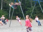 We love the playground!