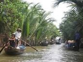 Famous river