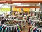 Vendemos ropa grande
