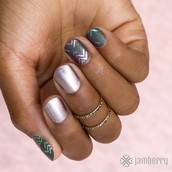 Love those Jamberry Nails!