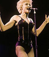 1987- Became a Popular Singer and Performer