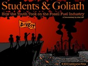 Students and Goliath: How the Youth Took on the Fossil Fuel Industry
