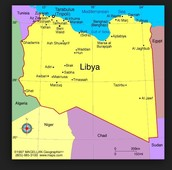 Libyas oil money is used on what 3 items?
