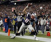 """""""I scored my first NFL touchdown with my first NFL catch! Yes!...I was screaming at the top of my lungs!"""""""