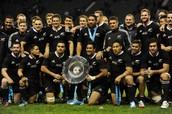 National Rugby Team: All Blacks