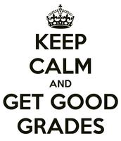 Grades This Week...