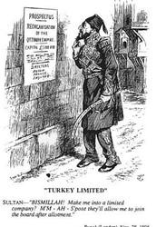 Tanzimat reforms in Ottoman Empire 1838-1876