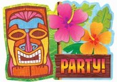 The Stillions Annual Tiki Party