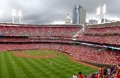 Going to the ball game